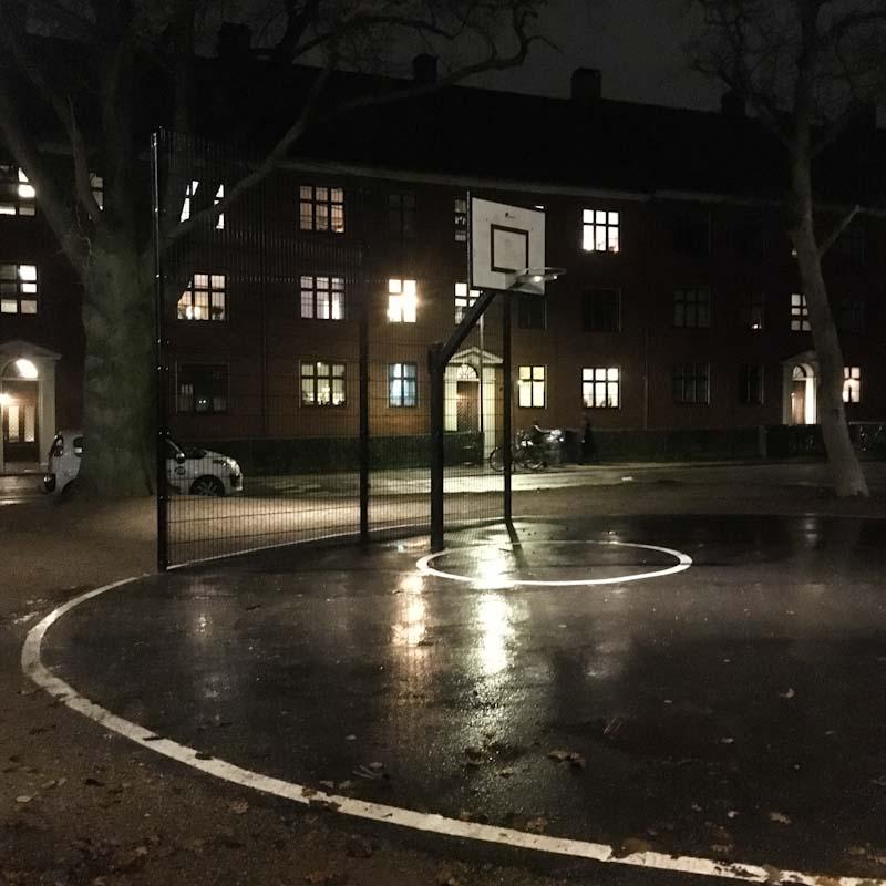 Grøndalsvængeskole belysning1